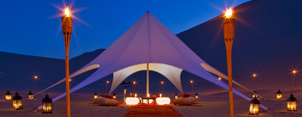 Luxury Resort Paracas
