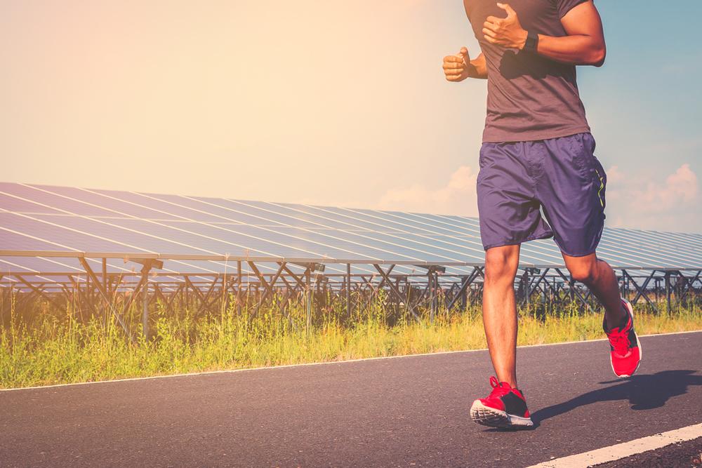 Correr produce increíbles beneficios para tu salud física.