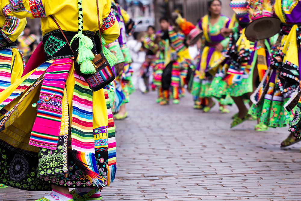 What is celebrated on July 28 and 29 in Peru?