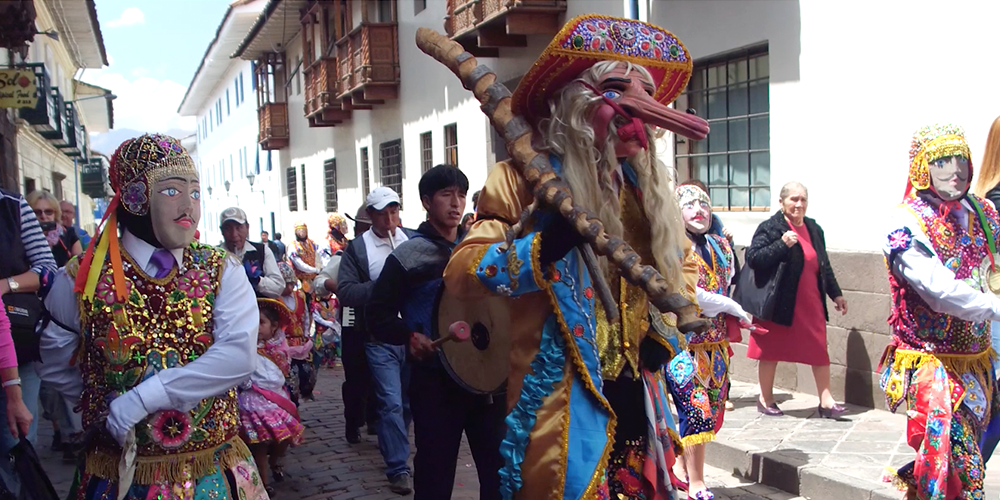 Month of tourism in Cusco