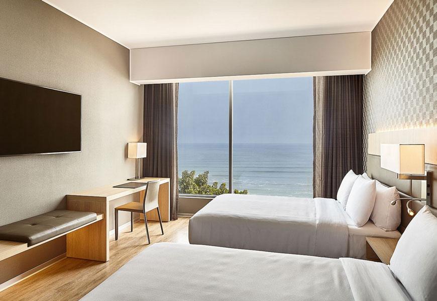 habitación AC Hotel