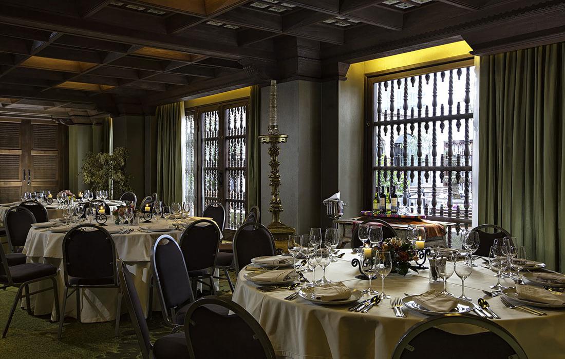 Qoricancha ballroom