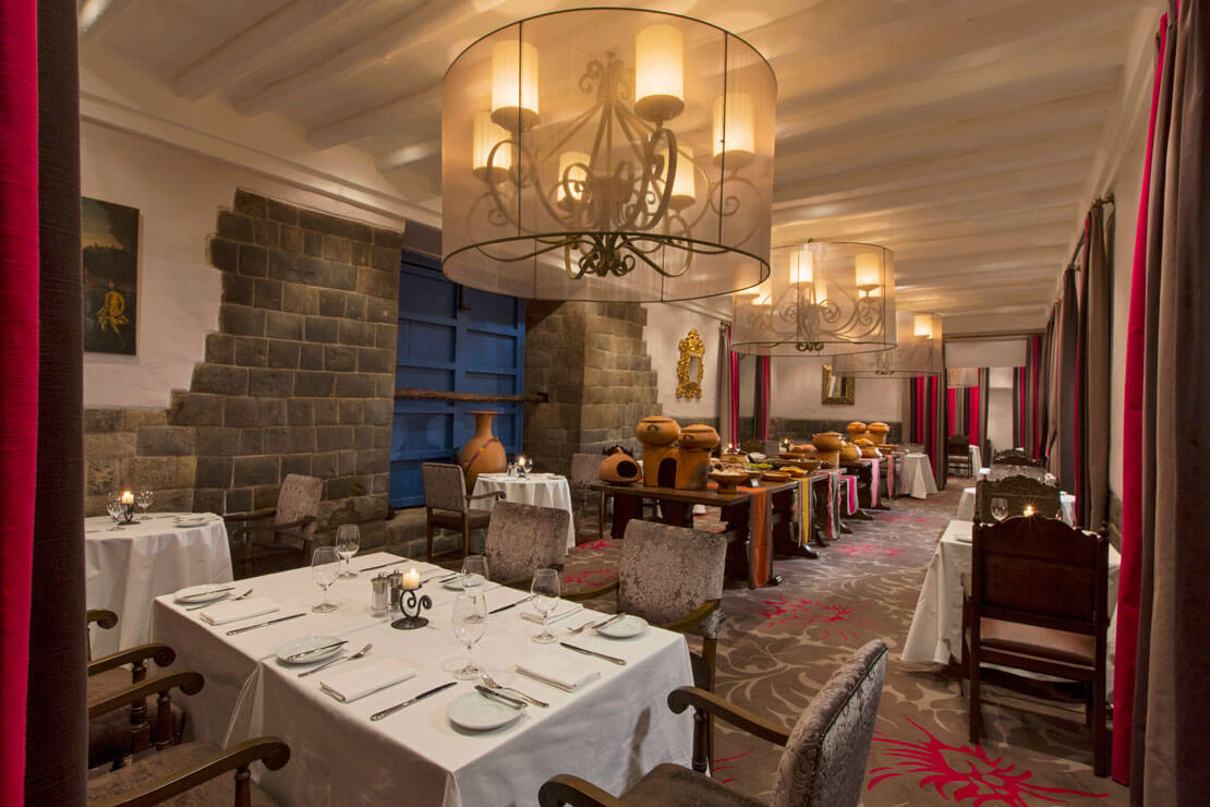 Inti Raymi Restaurant