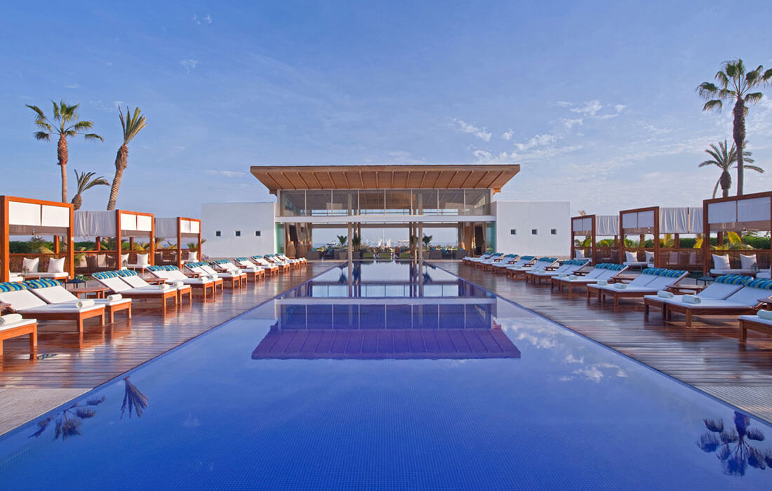 360 hotel paracas for Luxury collection paracas